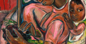 High-priced art sells online!
