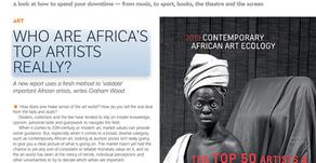 SA Press review TOP 50 Art Report