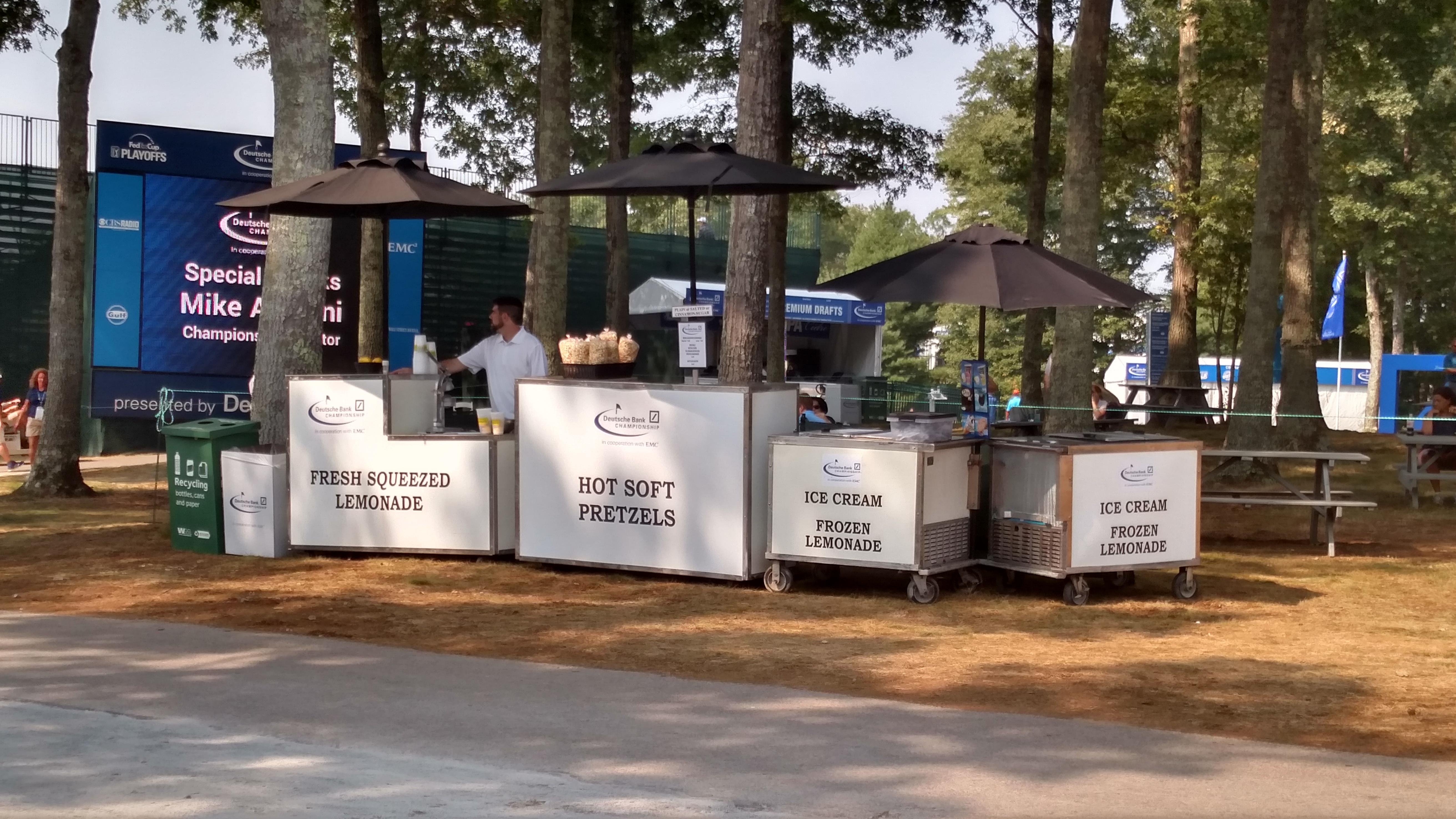Deutsche Bank Championship- PGA