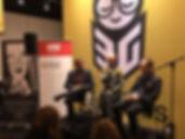 Bogforum 2017 Peter Solberg Dirksen