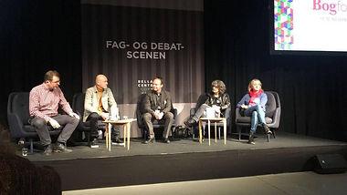 Bogforum 2017 Peter Solberg Dirsen