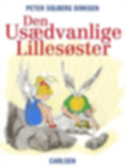 Den usædvanlige lillesøster Peter Solberg Dirksen