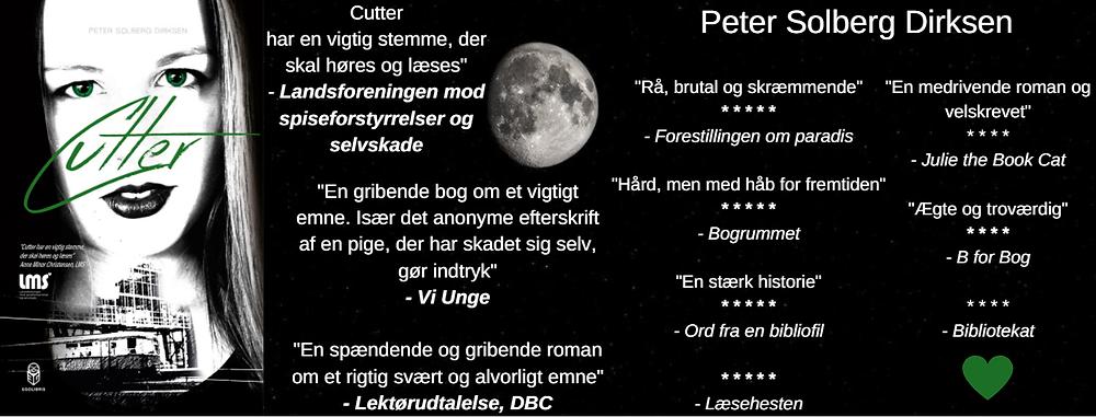 Lektørudtalelse anmeldelser Cutter Peter Solberg Dirksen folkeskolen.dk