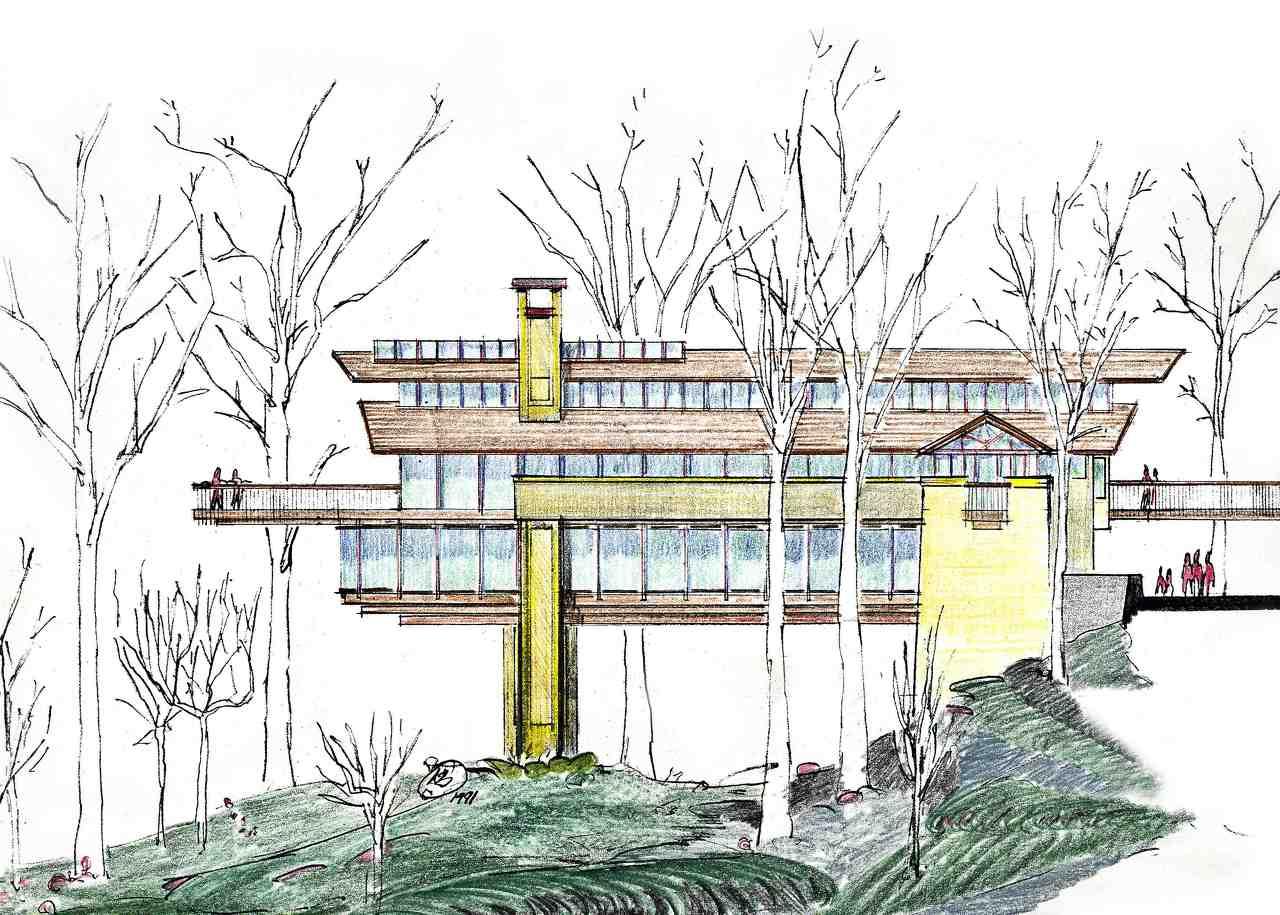 Beverly Lane Residence