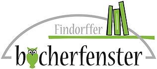 Logo der Buchhandlung Findorffer Bücherfenster in Bremen