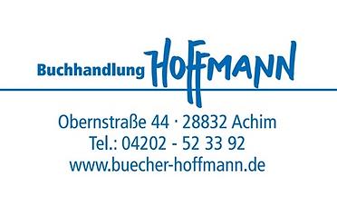 Logo der Buchhandlung Hoffmann in Achim