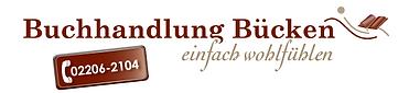 Logo der Buchhandlung Bücken in Overath