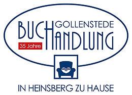 Logo der Buchhandlung Gollenstede in Heinsberg