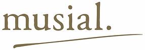 Logo der Buchhandlung Musial in Recklinghausen