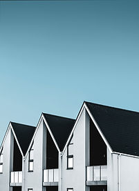 Complexe sombre toits Logement