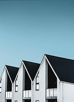 Dark Roofs Housing Complex