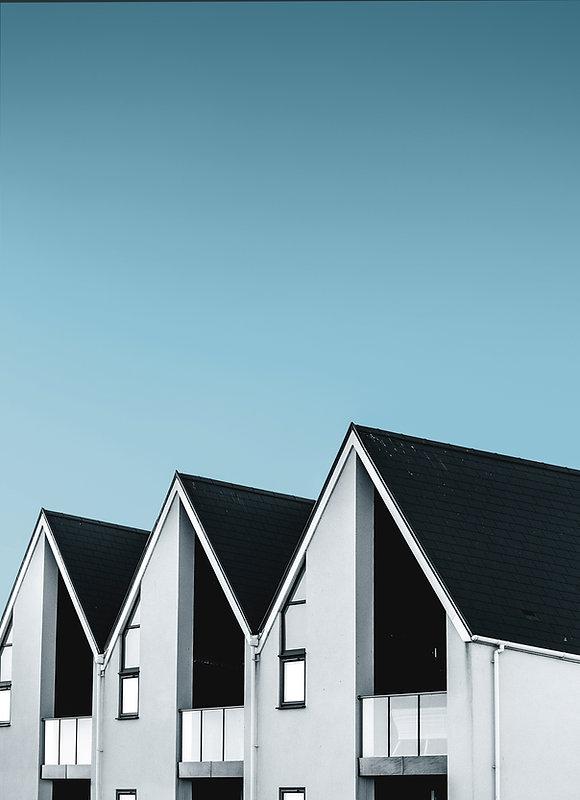 Mörk Tak Housing Complex
