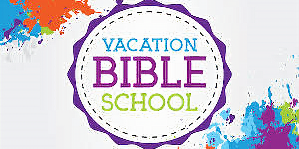 CANCELLED   God's Good Creation Vacation Bible School (VBS)