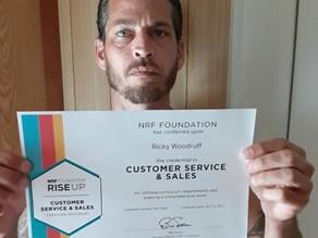 Ricky's Success Story
