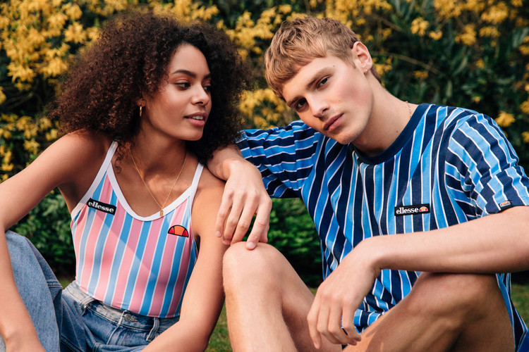 Seer Talent Ellesse Campaign Fashion Creative Agency