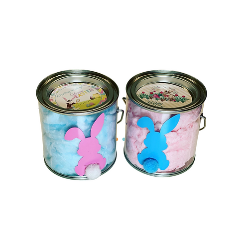 Bunny Tail Tin Cotton Candy