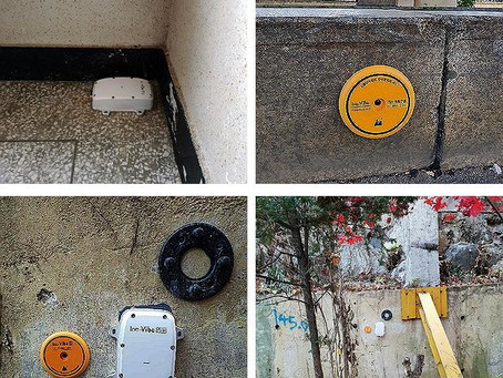 [기사] 구로구, 노후시설물 붕괴 사전 감지 경보 시스템 구축