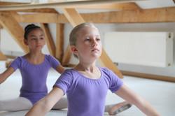 Ballett-Vorstufe