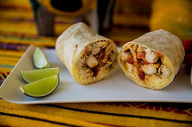 Burrito mexicano para matar a fome, TACO