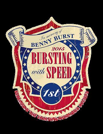 BURSTING WITH SPEED 2017