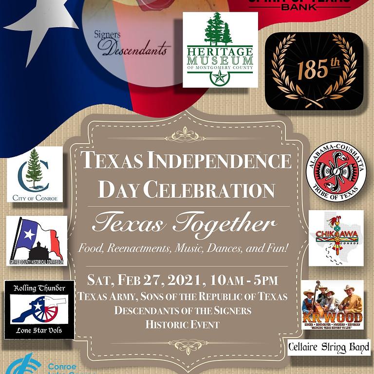 Texas Independence Day Celebration