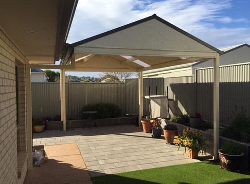 The Step by Step Process to Building Your Own Verandah