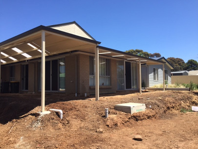 A new verandah will add a much needed spark to your home.