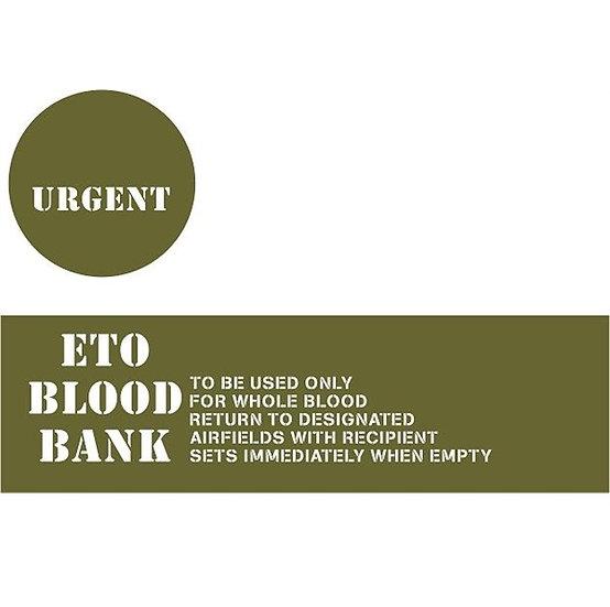 ETO BLOOD BANK