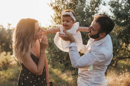 Quelle session choisir avec un bébé ?