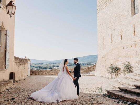 Un mariage au château turcan