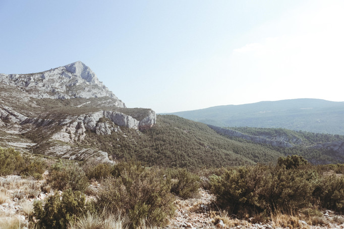Ascension de la Sainte Victoire