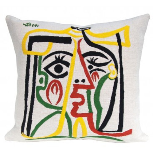Coussin Head of the woman 1962 - Picasso - Jules Pansu