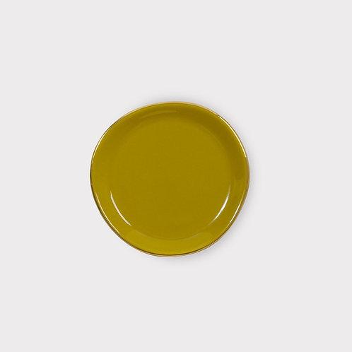 Petite assiette vert ambre Good Morning - Urban Nature Culture