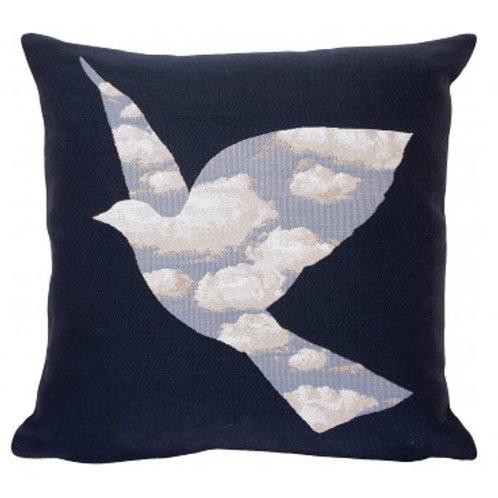 Coussin L'oiseau de ciel 1926 - Magritte - Jules Pansu