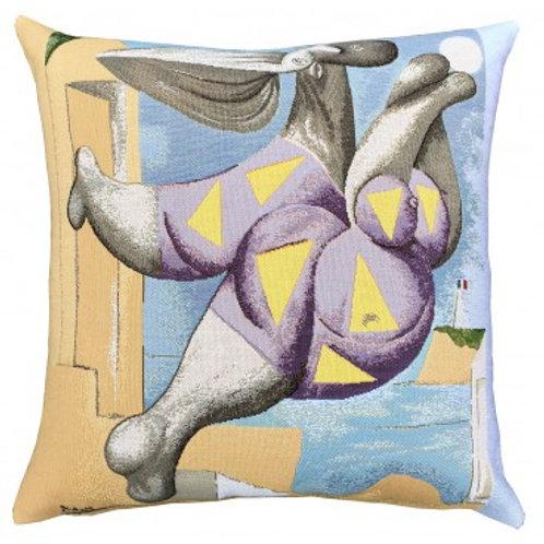 Coussin Baigneuse au ballon 1932 - Picasso - Jules Pansu