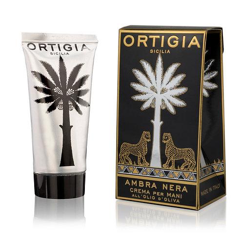 Crème pour les mains - Ortigia - Ambra Néra
