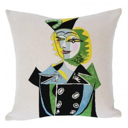 Coussin Portrait de Nusch Eluard - Picasso - Jules Pansu