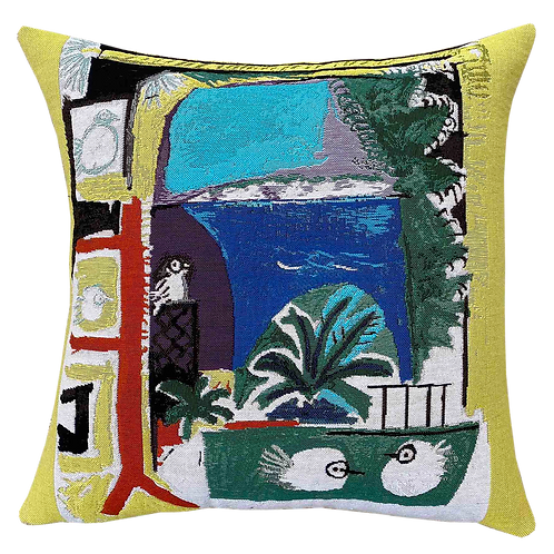 Coussin Les Colombes - Picasso - Jules Pansu