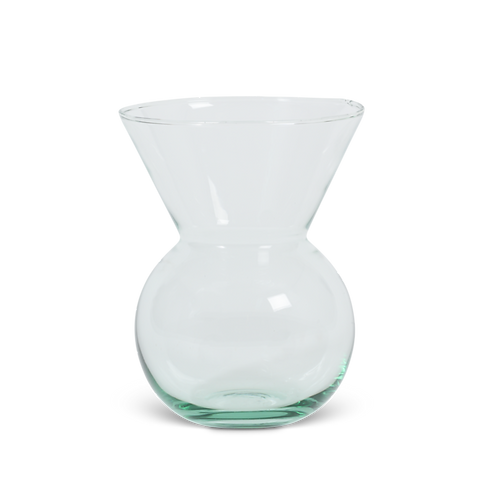 Vase en verre recyclé S - Urban Nature Culture