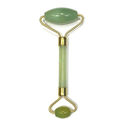 Rouleau en quartz vert