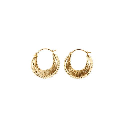 Boucles d'oreilles Moon - Alix D. Reynis