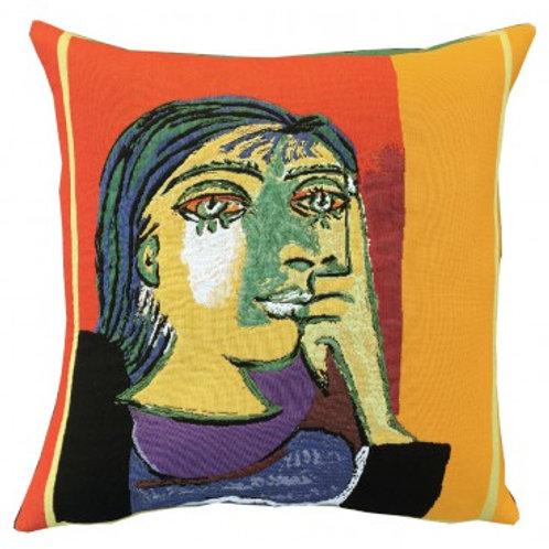 Coussin Portrait de Dora Maar - Picasso - Jules Pansu