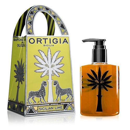 Savon liquide - Ortigia - Lime di Sicilia 300ml