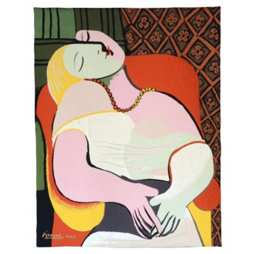 Tapisserie Le rêve - Picasso - Jules Pansu