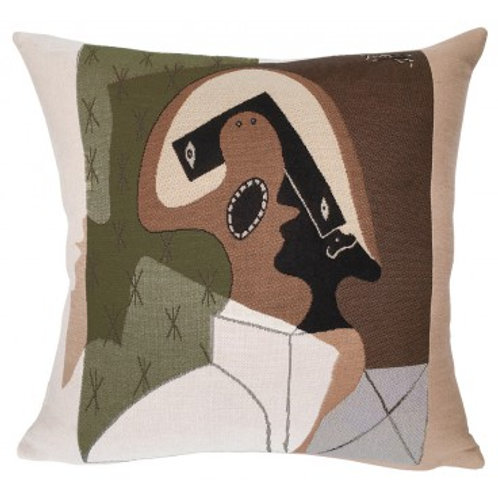 Coussin Harlequin 1927 - Picasso - Jules Pansu