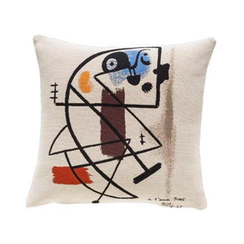 Coussin Peinture 1931 - Miro - Jules Pansu