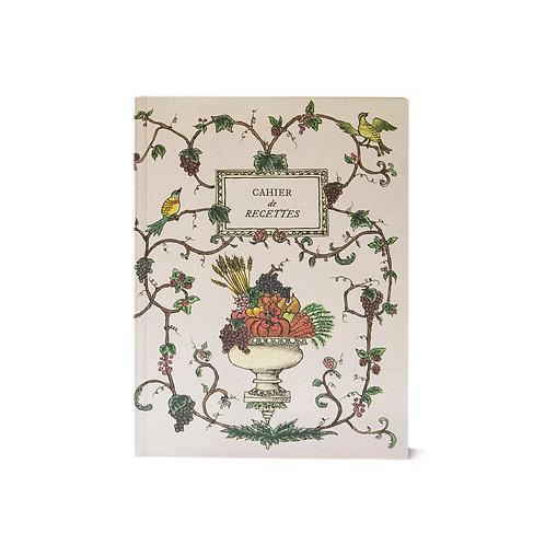 Cahier de recettes - Alix D. Reynis
