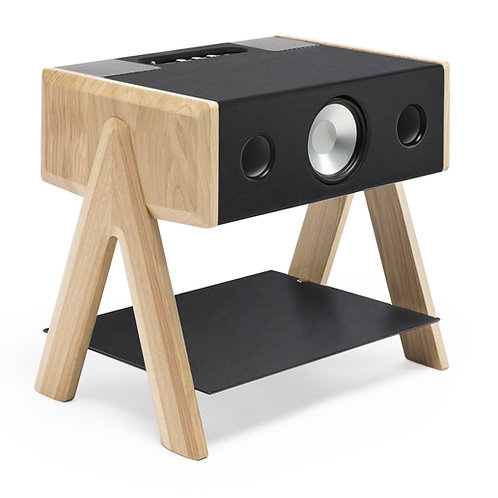 Enceinte Cube OAK - La boite concept