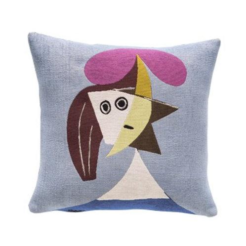 Coussin Femme au chapeau 1935 - Picasso - Jules Pansu