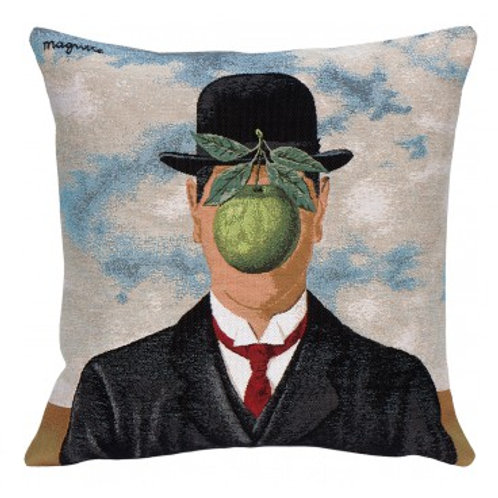 Coussin La grande guerre 1964 - Magritte - Jules Pansu